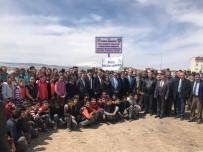 CEZAEVİ MÜDÜRÜ - Erciş'te Hatıra Ormanı Oluşturuldu