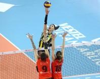 KADIN VOLEYBOL TAKIMI - Finalin Adı Açıklaması Fenerbahçe - Galatasaray