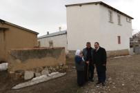 SINIR KAPISI - Genel Sekreter Yalçın'dan Özalp Ve Saray'a Ziyaret