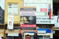 Halk Özel Hareket Kilis Şubesi Referandumda 'Evet' Diyeceğini Açıkladı