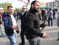 HALKLARIN DEMOKRATİK PARTİSİ - HDP mitinginde satırlı saldırı girişimini polis engelledi