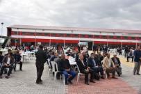 ABDURRAHMAN TOPRAK - Kahta Belediyesi Tarafından İstişare Toplantısı Yapıldı