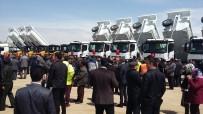 SÜLEYMAN TAPSıZ - Karaman İl Özel İdaresine Alınan 38 Araç Dualarla Hizmete Başladı