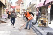 YAYA TRAFİĞİ - Karesi'de Yaymacılar Caddesi Prestij Kazanıyor