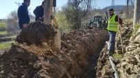 BÜYÜKŞEHİR YASASI - Keles Köylerinde İçme Suyu Şebekeleri Yenileniyor