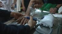 AHMET YILDIRIM - Konuşma Engelli Lise Öğrencisine Yapılan Şaka Hastanede Bitti