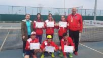 Küçük Tenisçilerin Büyük Mücadelesi