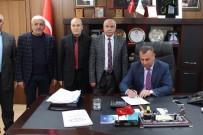 Kurtalan Belediyesi İle Sendika Arasında TİS İmzalandı