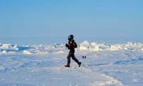 AHMET UYSAL - Kutuplarda Maraton Koşan İlk Türk Atlet Oldu