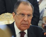 SERGEY LAVROV - Lavrov Açıklaması 'Suriye'de Hava Sahası Anlaşması Yeniden Olacak'
