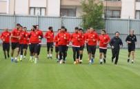 METİN YÜKSEL - Manisaspor'da Samsunspor Maçı Hazırlıkları