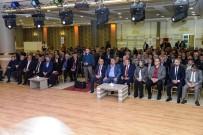 ŞANLIURFA MİLLETVEKİLİ - Meram Muhtarlarıyla İstişare Toplantısı Yapıldı