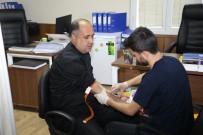 İŞ SAĞLIĞI VE GÜVENLİĞİ KANUNU - MESKİ Çalışanları Sağlık Taramasından Geçti
