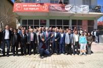 SEYFETTİN YILMAZ - MHP Adana'dan 'Evet' Çıkarması