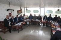 MHP İl  Başkanı Ahmet Saltan Referandum Çalışmalarını Değerlendirdi