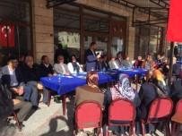 MUSTAFAPAŞA - Milletvekili Açıkgöz Ürgüp'ün Köylerini Ziyaret Etti