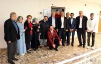 AHMET ÖZDEMIR - Milletvekili Özdemir, Referandum Çalışmalarına Devam Ediyor