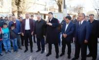 RıDVAN FADıLOĞLU - Milletvekili Uzer Ve Başkan Fadıloğlu,Sam Mahallesi Sakinleriyle Buluştu