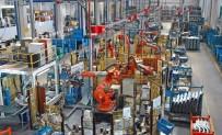 EURO - Otomotiv Sanayiinde Üretim Yüzde 23 Arttı