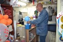HELYUM GAZI - Uçan Balonlar Tehlike Saçıyor