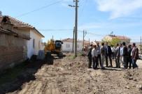 PAŞAKÖY - Paşaköy'ün Altyapı Şebekesi Yenileniyor
