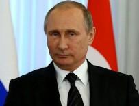 VLADIMIR PUTIN - Putin'den ABD itirafı