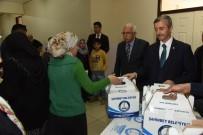 ŞAHINBEY BELEDIYESI - Şahinbey'den 500 Aileye Et Yardımı