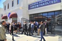 ORGANIK TARıM - 'Sakarya Turizminin Dünü Bugünü Ve Yarını' SAÜ'de Konuşuldu