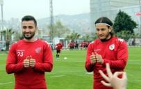 OLIMPIYAT OYUNLARı - Samsunsporlu Futbolcular İşaret Dili Öğrendi