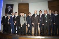 ATATÜRK ÜNIVERSITESI - Savunma Sanayii İçin Araştırmacı Yetiştirme Programı İmza Töreni Gerçekleşti