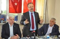 MUHTARLIKLAR - Seferioğlu Açıklaması 'Milletin Üzerinde Bir İrade Kabul Etmiyoruz'