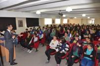 REFERANS - Şeker Anadolu Lisesi Öğrencilerine Geri Dönüşüm Eğitim Semineri Verildi