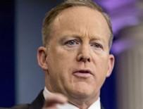 BEYAZ SARAY - Spicer'dan 'Hitler' açıklamasına düzeltme
