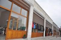 KLEOPATRA - Tarihi Ticaret Merkezi'nde Çalışmalar Hızla Devam Ediyor