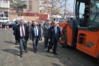 UĞUR MUMCU - Tekirdağ'da Beton Asfalt Uygulanan İlk Cadde