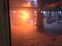 SELAMI ABBAN - Tekirdağ'da kimyasal sızıntı: 40 kişi zehirlendi