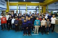 AÇILIŞ TÖRENİ - TİKA'dan Azerbaycan'a Spor Salonu Desteği