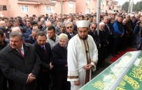 FARUK ÇATUROĞLU - Tır Kazasında Ölen Muhammet Ali Son Yolculuğuna Uğurlandı