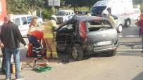 EROL AYYıLDıZ - Trafik Kazasında Yaralanan Kaymakam Ameliyat Oldu