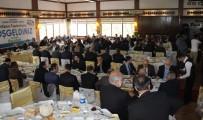 MEHMET ALI ŞAHIN - TSO'dan İstişare Toplantısı