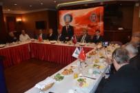 TÜRK DÜNYASI - Türk Dünyası Mühendisler Ve Mimarlar Birliği Kurucu Başkanı Ve Genel Sekreteri İlyas Demirci Açıklaması