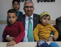KUDÜS - Türk Kızılayından Adana'da Yaşayan Filistinlilere Yardım
