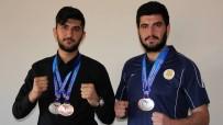 MİLLİ SPORCU - Üniversitelerarası Kick Boks Türkiye Şampiyonasında Büyük Başarıya İmza Attılar