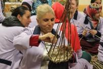 İŞSIZLIK - Unutulmaya Yüz Tutmuş Sepet Örmenin Kursu Verildi