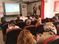 ÜSKÜDAR BELEDİYESİ - Üsküdar'da Velilere 'Dur, Düşün Bağlan' Projesi Anlatıldı
