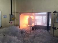 KAPAKLı - Valilikten Fabrikada Yangın Açıklaması