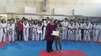 TEKVANDO - Van'da Tekvando İl Şampiyonası
