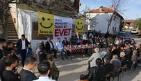 İNSAN VÜCUDU - Zolan Açıklaması 'Büyük Ve Güçlü Türkiye' İdeali İçin 'Evet'