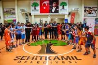 ŞEHITKAMIL BELEDIYESI - 23 Nisan İçin Düzenlenen Özel Basketbol Turnuvası Start Aldı