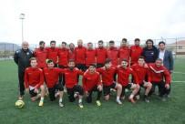283 Takım Arasında Kırmızı Kart Görmeyen Tek Takım Açıklaması 'Turhalspor'